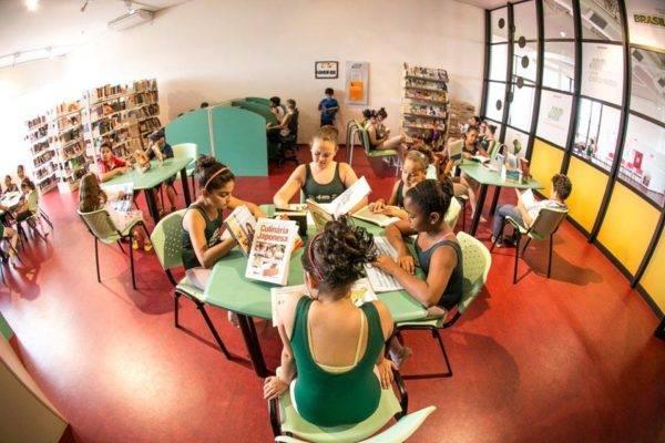 Biblioteca Energia do Conhecimento - Instituto Oswaldo Ribeiro de Mendonça - IORM